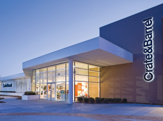 Crate & Barrel, Stores that are closed during Thanksgiving