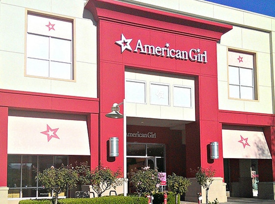 American Girl, Stores that are closed during Thanksgiving