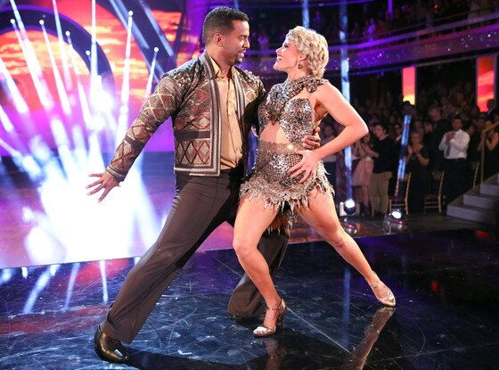 DWTS, Alfonso Ribeiro, Witney Carson