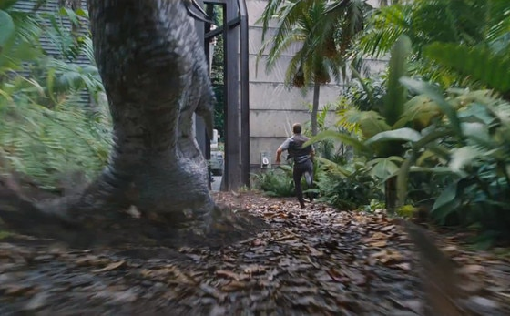 Jurassic World Trailer