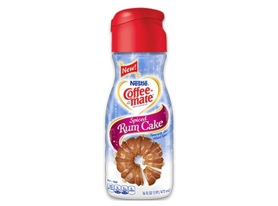 Holiday Coffee Creamers