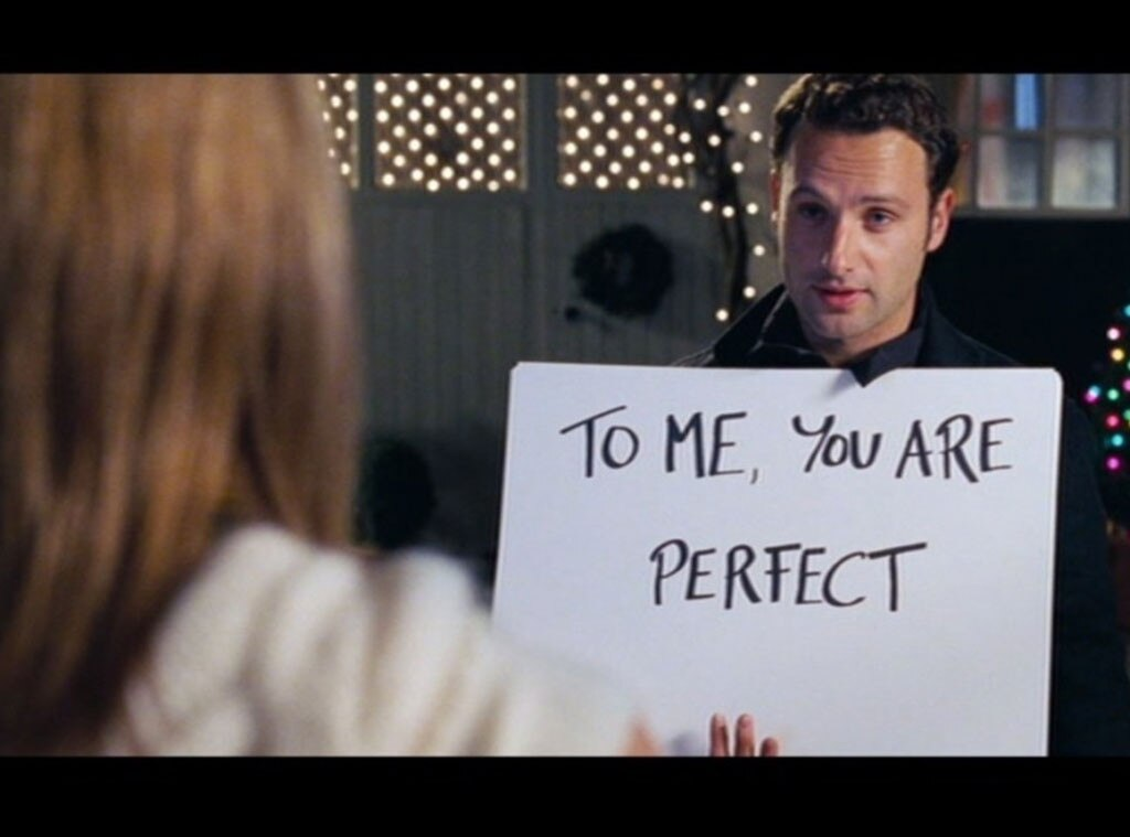 Andrew Lincoln, Keira Knightley, Love Actually