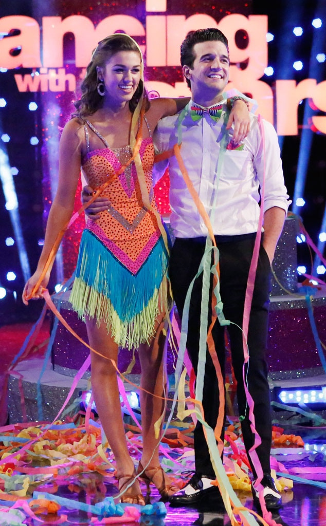 Dancing With the Stars, Sadie Robertson, Mark Ball