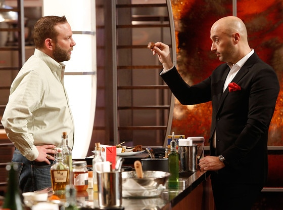 Joe Bastianich, Master Chef