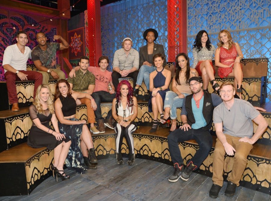 The Real World, The Challenge: Rivals II, Ryan Knight, Diem Brown
