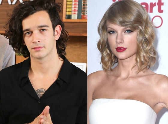 Matt Healy, Taylor Swift