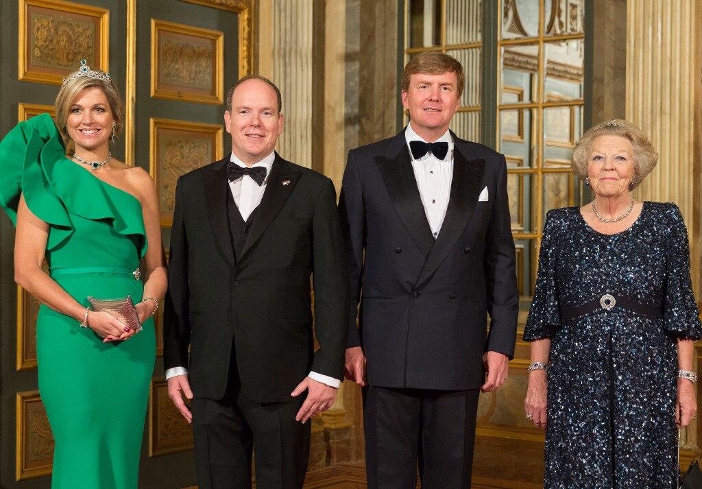 Prince of Monaco,  Albert II