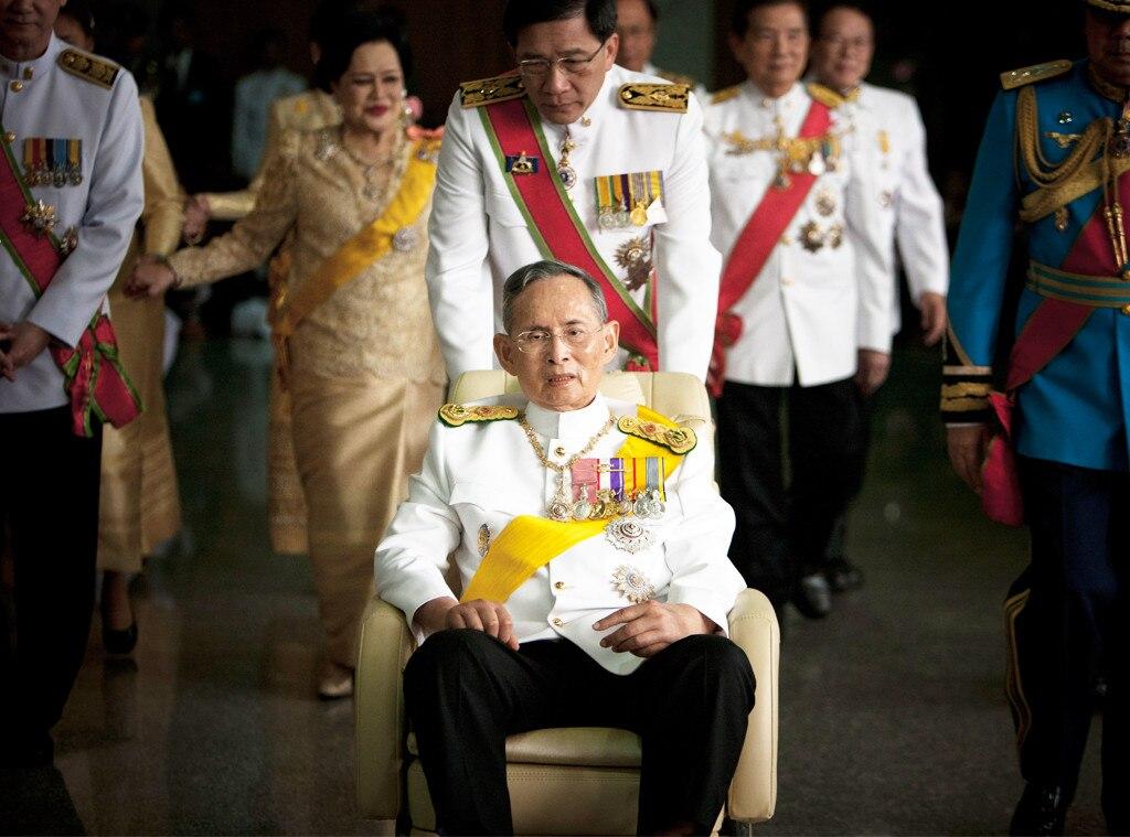 King of Thailand, Bhumibol Adulyadej