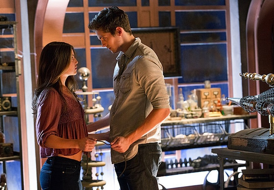 The Originals, Danielle Campbell, Daniel Sharman
