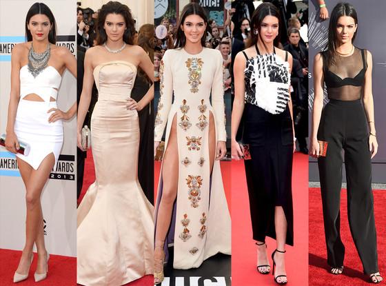 Kendall Jenner, Best Looks