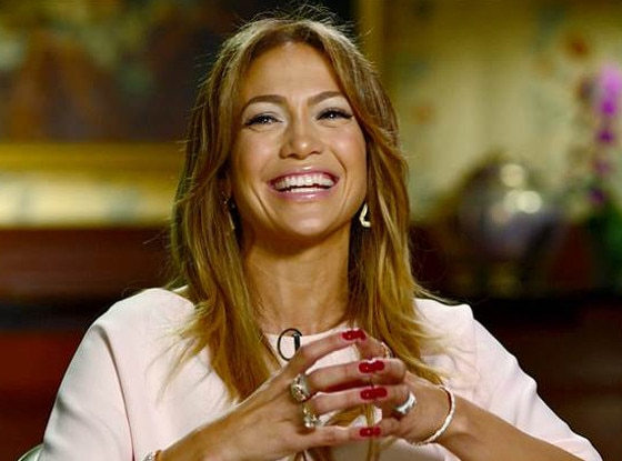 Jennifer Lopez, Maria Shriver Interview, Today Show