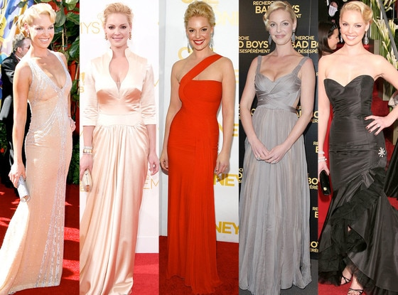 Katherine Heigl, Best Looks