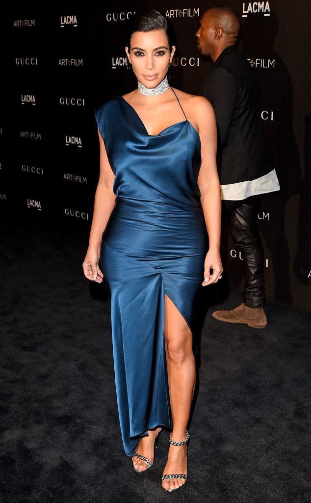 Kim Kardashian West, LACMA