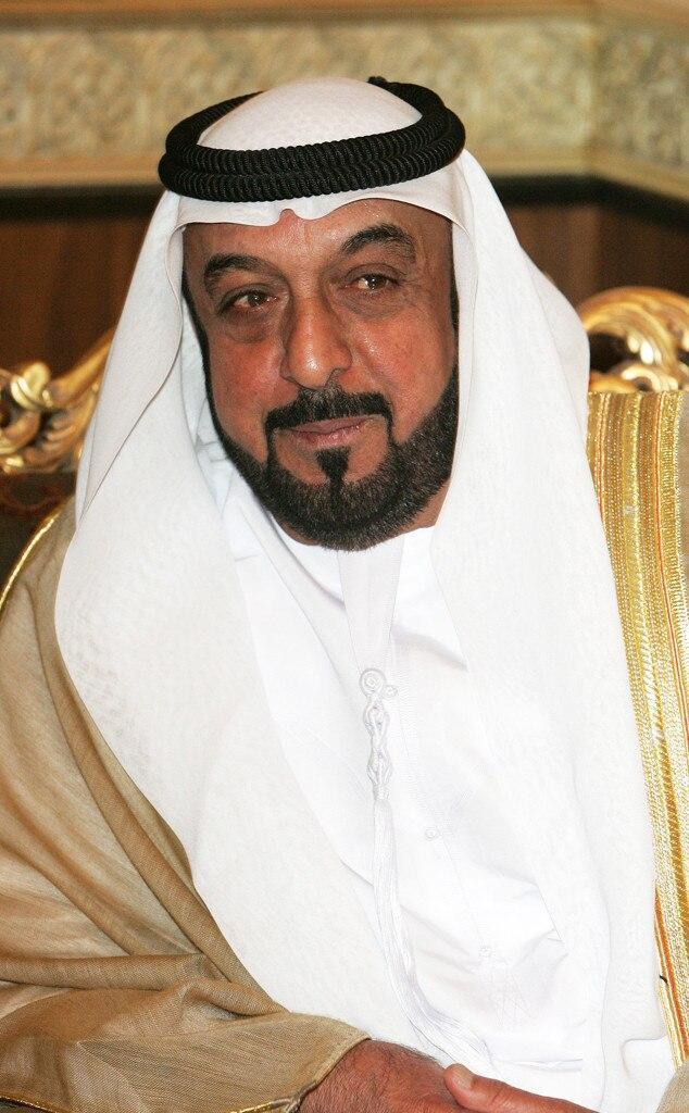 Sheikh Khalida bin Zayed Al Nahyan, Abu Dhabi