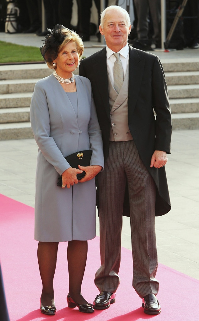 Prince of Liechtenstein, Hans-Adam II, Princess Marie-Aglae