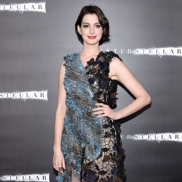 Anne Hathaway Now And Then: Picking Sides From Anne Hathaway's Best Looks