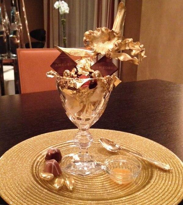 Rs X Priciest Desserts Opulence Sundae Jw
