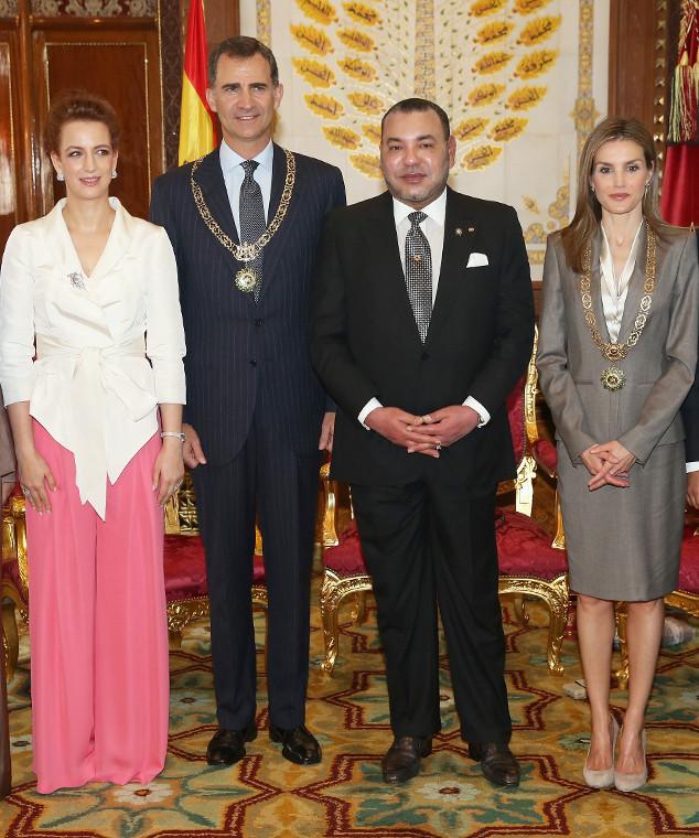 King of Morocco, Mohammed VI