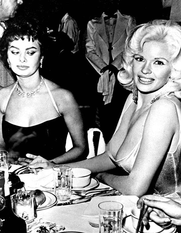 Sophia Loren, Jayne Masfield