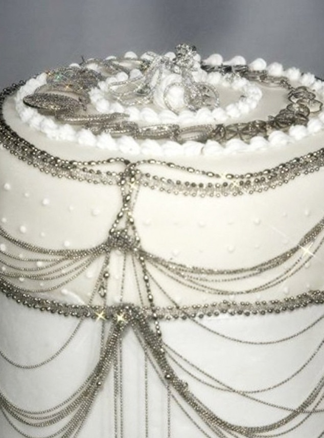 Priciest Desserts Ever, Platinum Cake