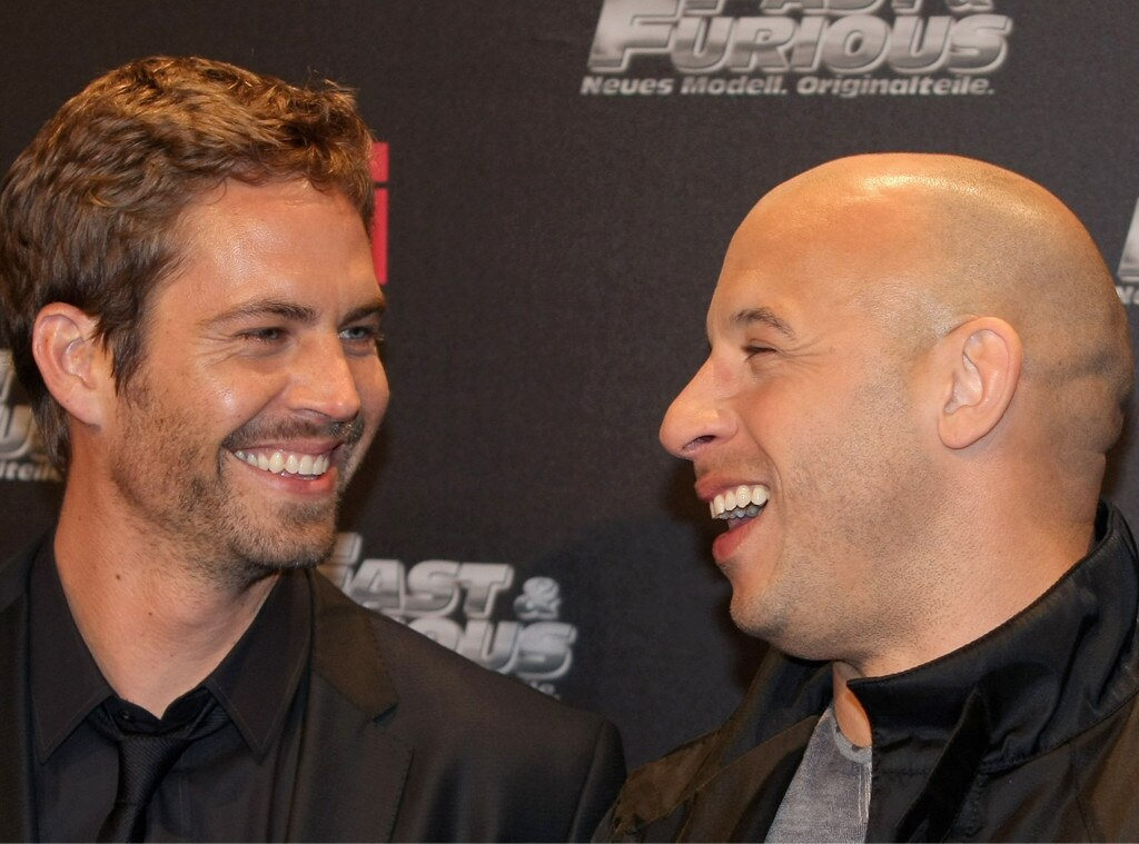 Paul Walker, Vin Diesel