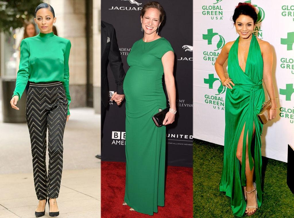 Nicole Richie, Susan Downey, Vanessa Hudgens, Trend Tracker