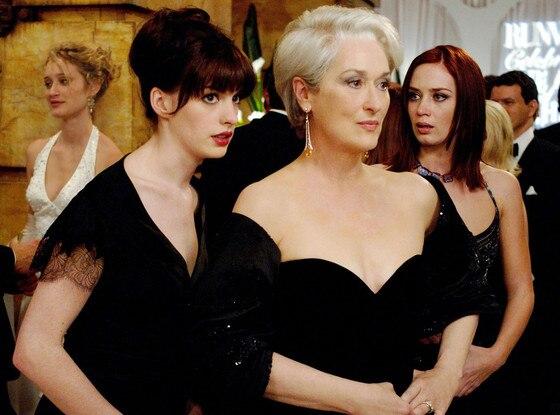 The Devil Wears Prada, Anne Hathaway, Meryl Streep, Emily Blunt