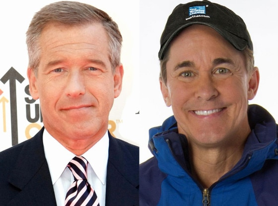 Brian Williams, Mike Seidel