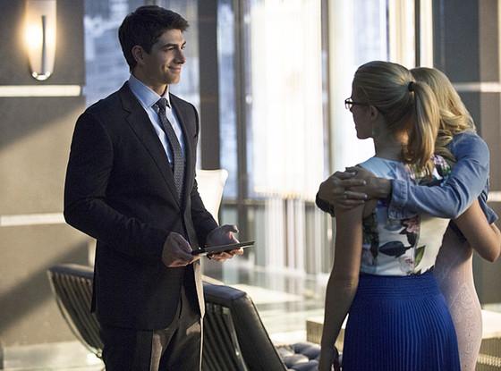 Arrow, The Secret Origin of Felicity Smoak