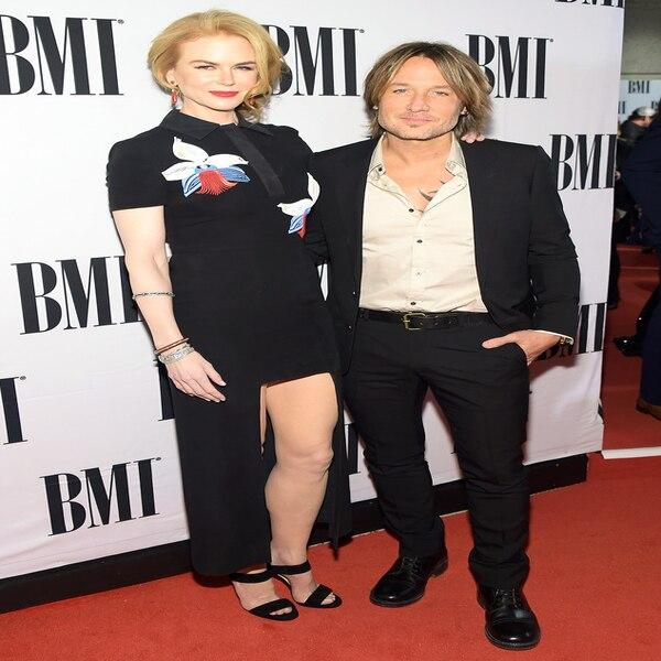 Keith Urban Wedding Songs: Nicole Kidman & Keith Urban From Country Music's Cutest