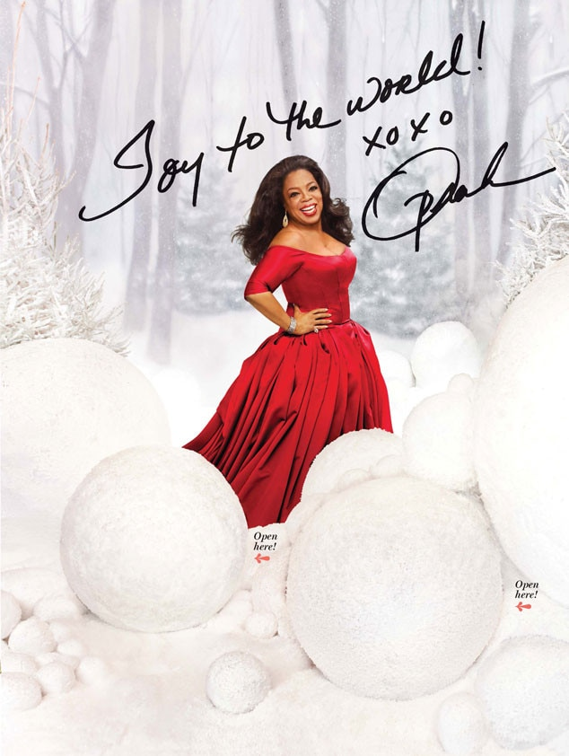 Oprah's Favorite Things—See What Made Her 2014 List! | E! News