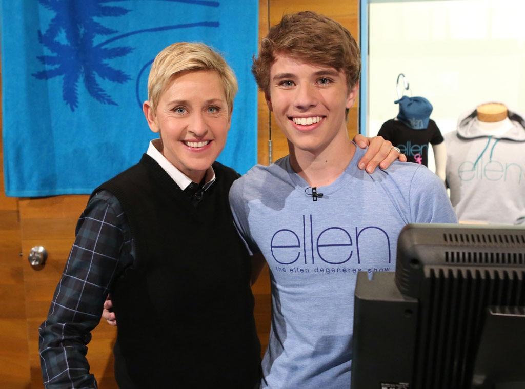 Ellen Degeneres, Alex From Target, Alex Lee, #AlexFromTarget