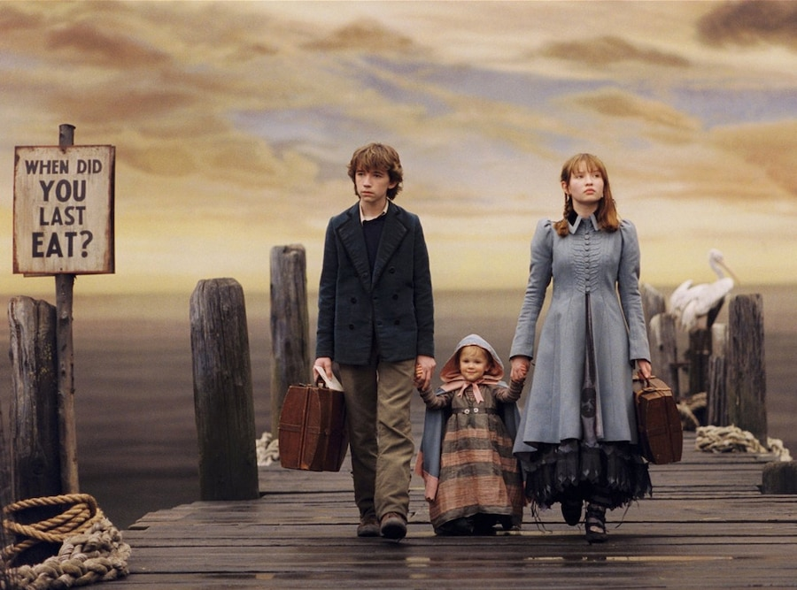 Series of Unfortunate Events, 2004