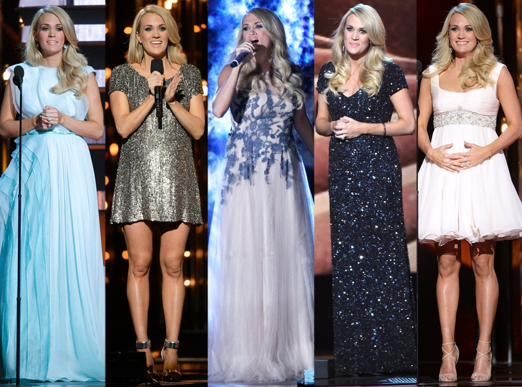 Carrie Underwood, CMA Awards