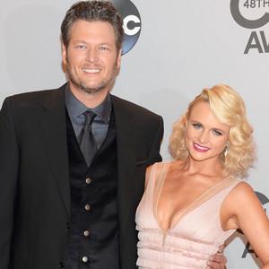 Blake Shelton and Miranda Lambert to Make First Joint Public Appearance Since Divorce at 2015 CMA Awards