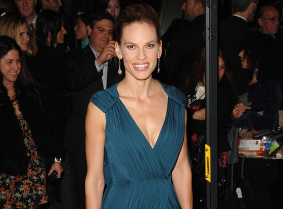 Hilary Swank, hot or not