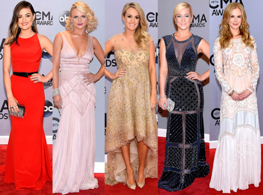 CMA Awards, Best Dressed