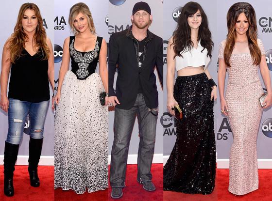 CMA Awards, Worst Dressed