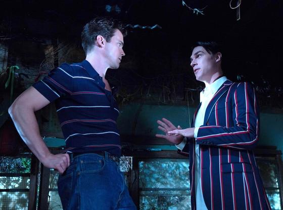 American Horror Story: Freak Show, Matt Bomer, Finn Wittrock