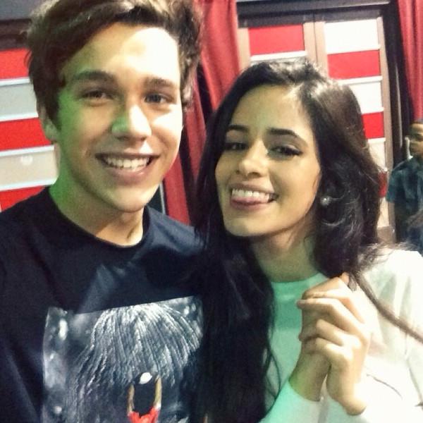 Austin Mahone, Camila Cabello