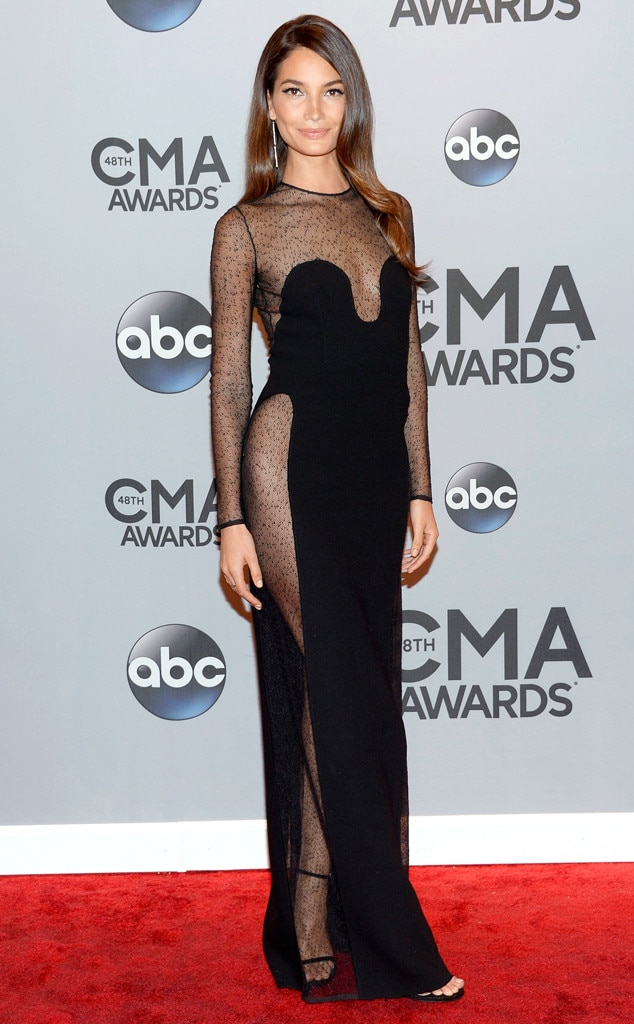 Lily Aldridge, CMA Awards