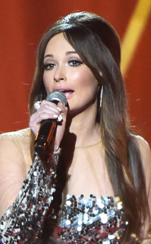 Kacey Musgraves, CMA, Hair