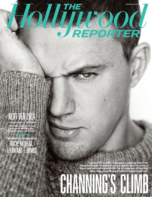 Channing Tatum, Hollywood Reporter