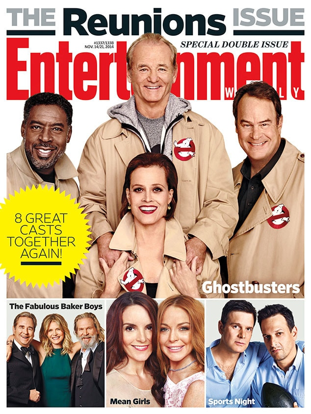 Entertainment Weekly, Reunions