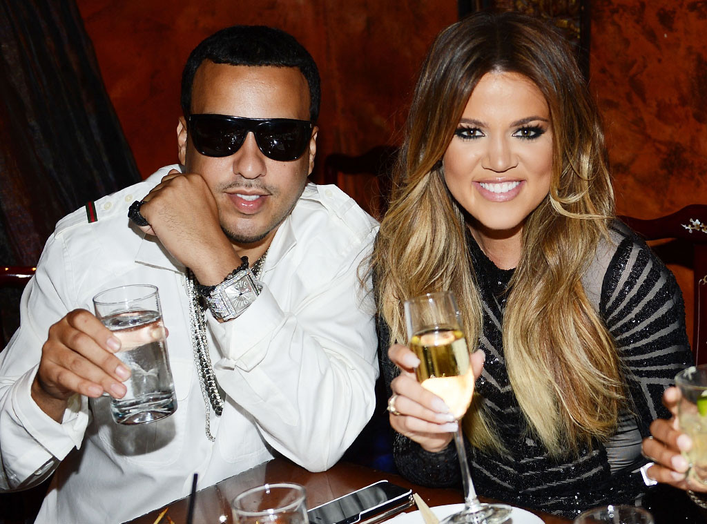 kourtney kardashian dating french montana Khloe kardashian may be dating james harden, but on wednesday night, it was french montana she was spotted at an event with although the keeping up with the kardashians star and her former boyfriend, with whom she appeared on kourtney & khloe take the hamptons, weren't photographed together, they were both in.