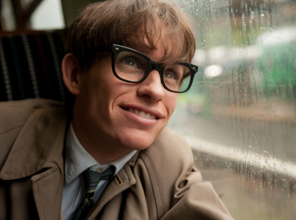 Eddie Redmayne, Theory Of Everything