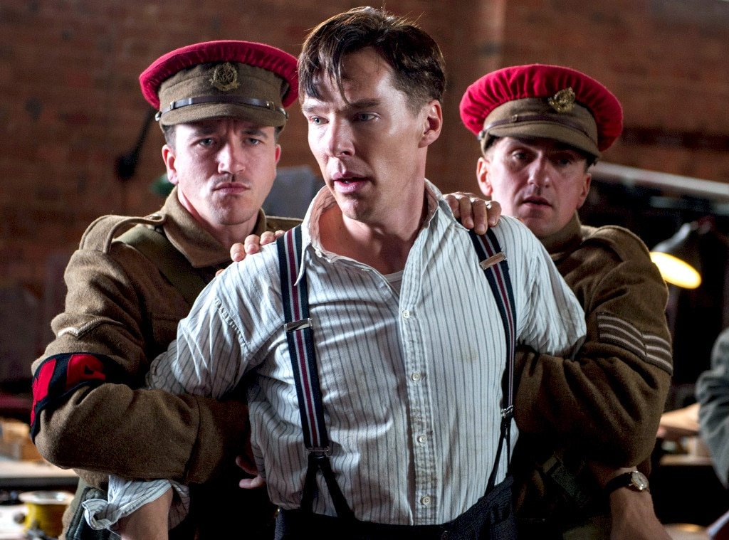 Benedict Cumberbatch, Imitation Game, Oscar Buzz, Ben and Eddie