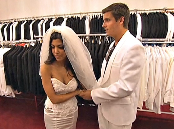 Evolution of Scott and Kourtney