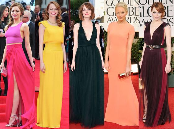 Emma Stone, Fashion, Red Carpet
