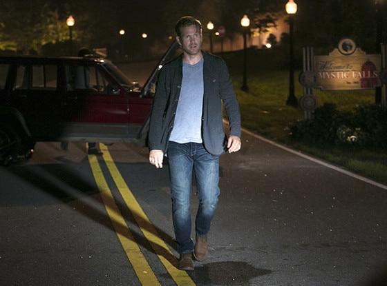The Vampire Diaries, Matt Davis